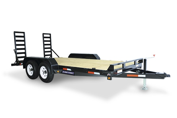 2019 Sure-Trac 7 x 22  Implement Trailer, 14K
