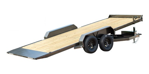 "MAXXD T5X - 5"" Power Equipment Tilt Trailer"