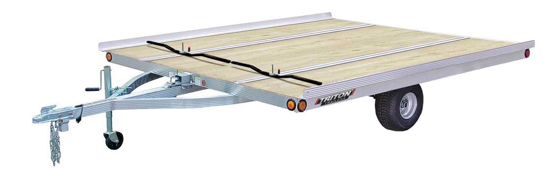 Triton Trailers XT10-101 QP 2-Sled