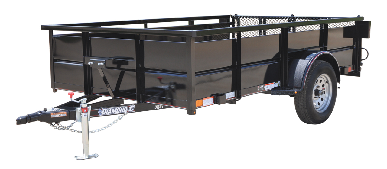 Diamond C Trailers RBT