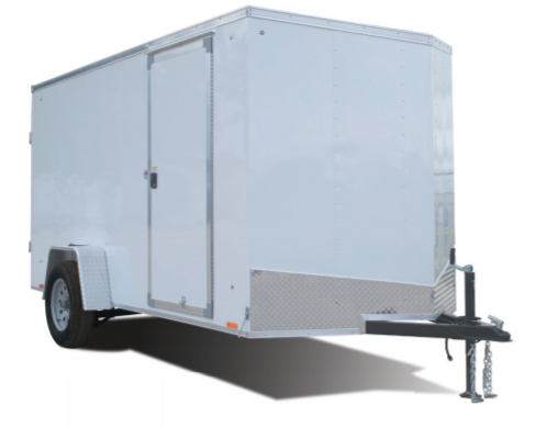 Look Trailers CSCAB6.0X12SI2FF