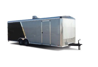 2021 Pace American Cargosport Auto Round  Car / Racing Trailer
