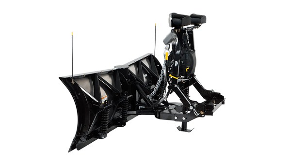 """Fisher Engineering 9' 6"""" PC/SS V-Plow"""