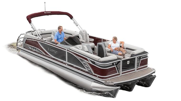 Godfrey Pontoon Boats Cruise 2400 ULC