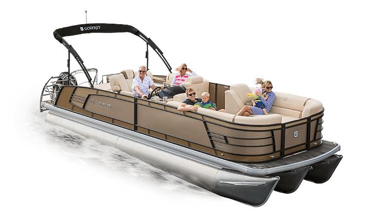 Godfrey Pontoon Boats AP 259 EL