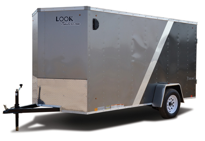 2022 Look Trailers Element Cargo Se Flat  Cargo / Enclosed Trailer
