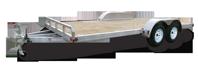 Cargo Pro C8x18CH-A SPLIT DECK