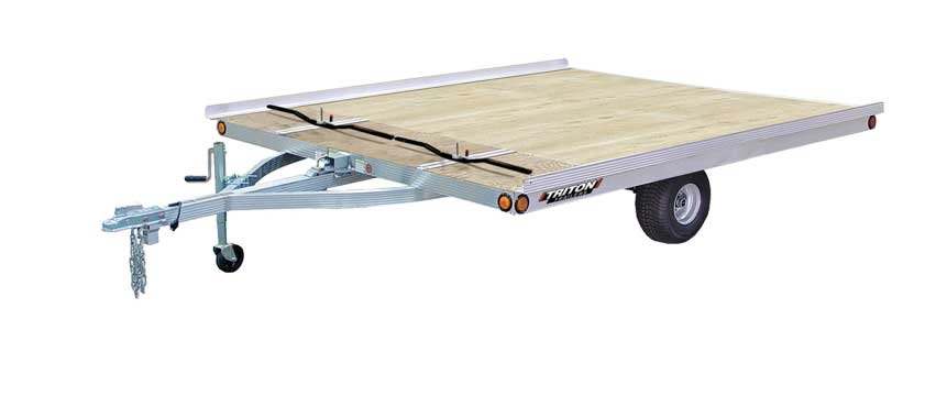 Triton Trailers XT12-101 SQ 2-Sled