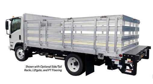 F3 Manufacturing HD Flatbed Bodies