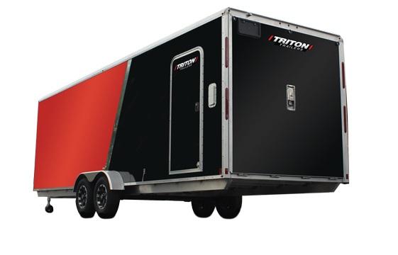 Triton Trailers PR-247