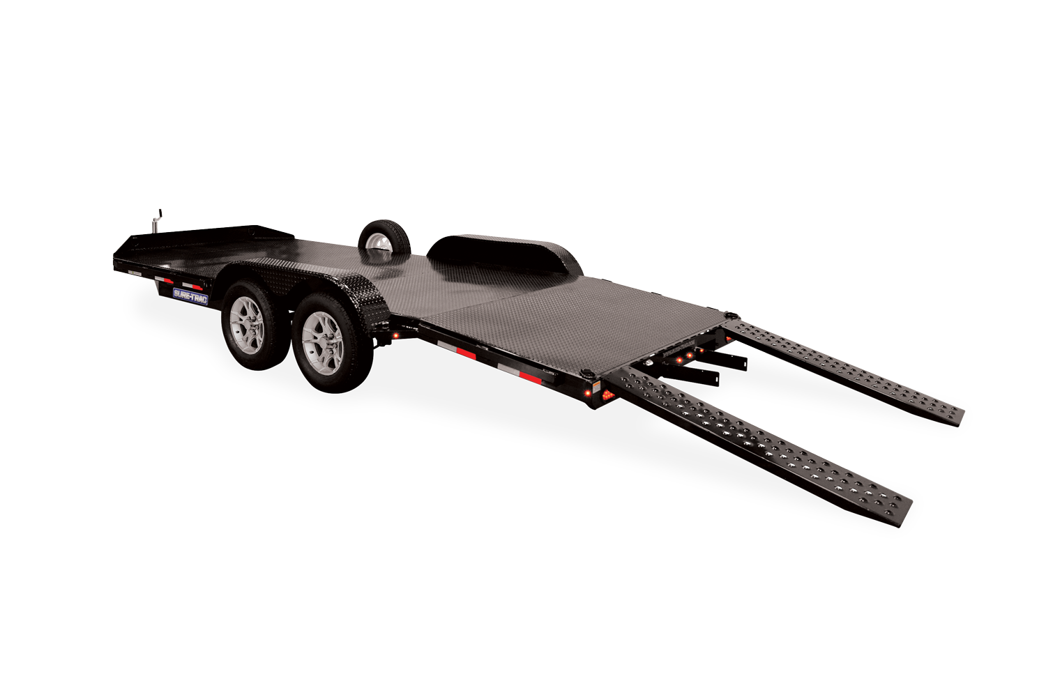 2021 Sure-Trac 7 x 20 Steel Deck Car Hauler  7K