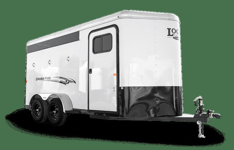 Logan Coach Cross Fire 3-Horse BP
