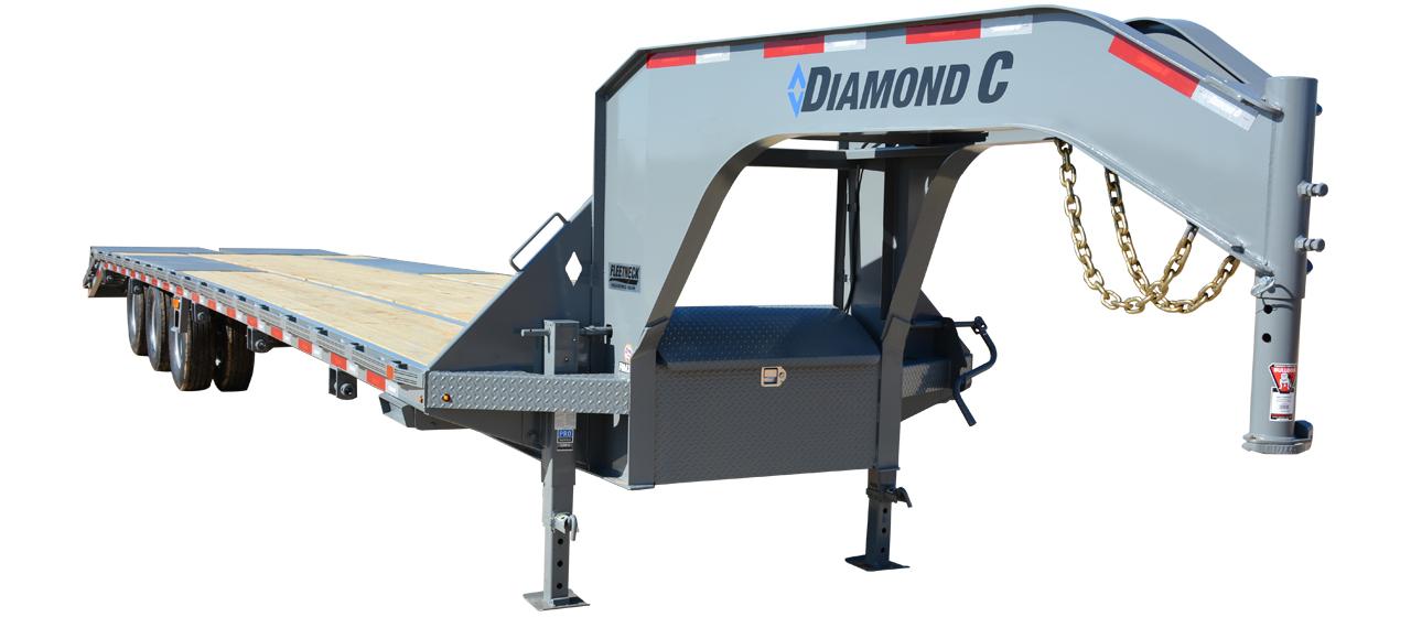 Diamond C Trailers FMAX312