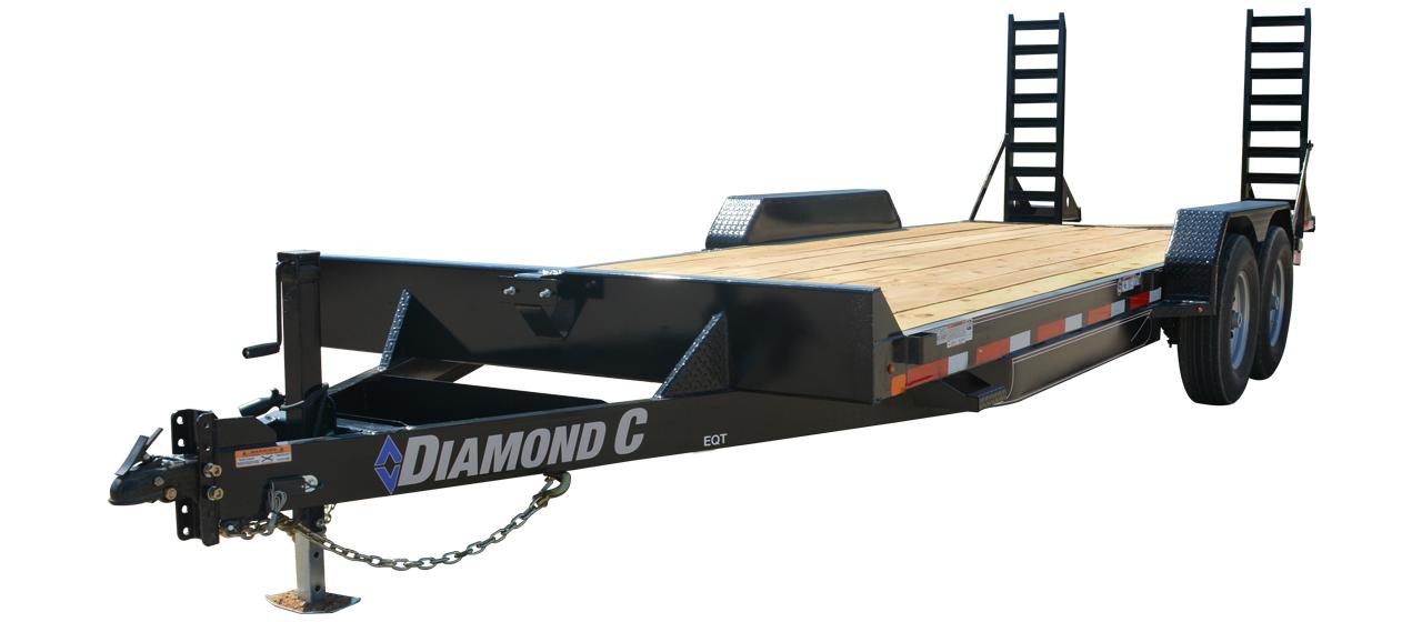 Diamond C Trailers EQT