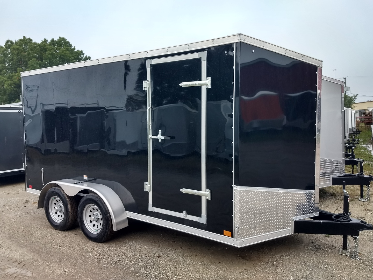 Discovery Trailers 712TA35 Rover SE Trailer