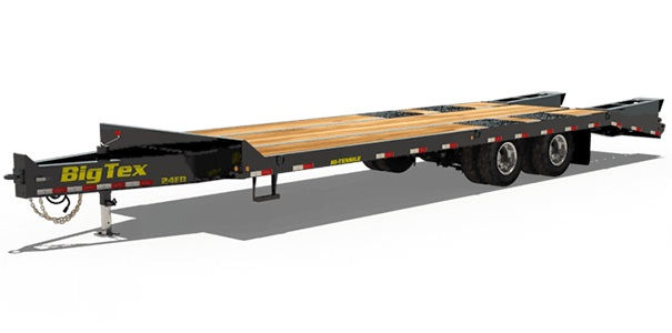 Big Tex Trailers 24ED-20+5