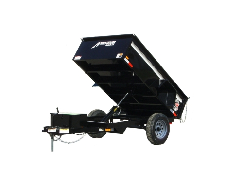 Homesteader Trailers 508MX