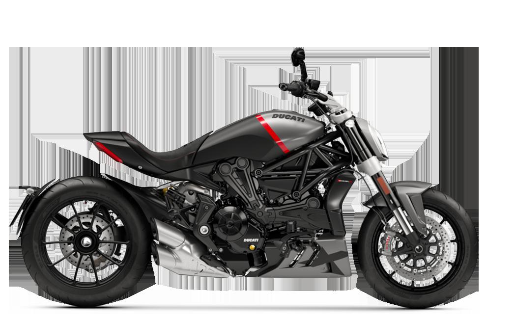 Ducati Black Star