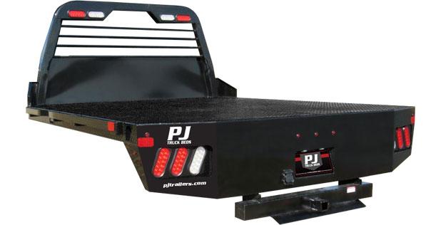 PJ Trailers Standard Steel Truck Bed (GB)