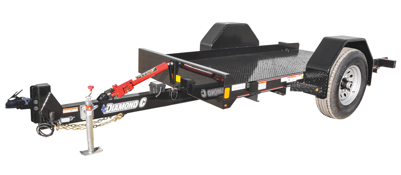 Diamond C Trailers DSA