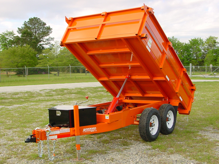 Anderson Manufacturing D5T Dump Series