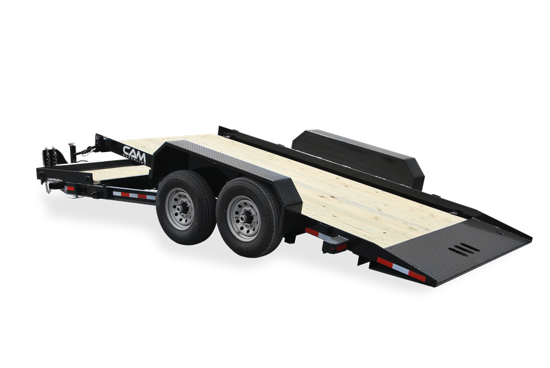 2022 Cam Superline 8 Ton Tilt Trailer Split Deck 8.5 x 15+5