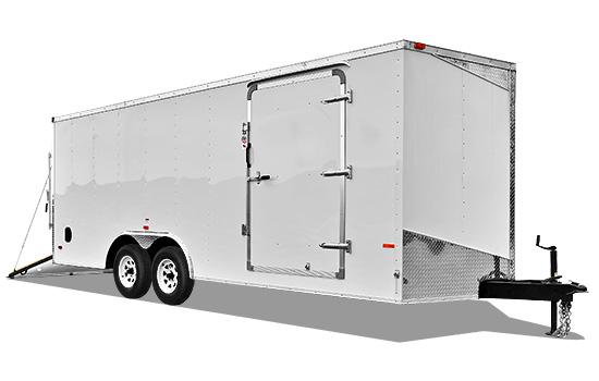 RC Trailers 8.5 x 34 10K Tandem Axle
