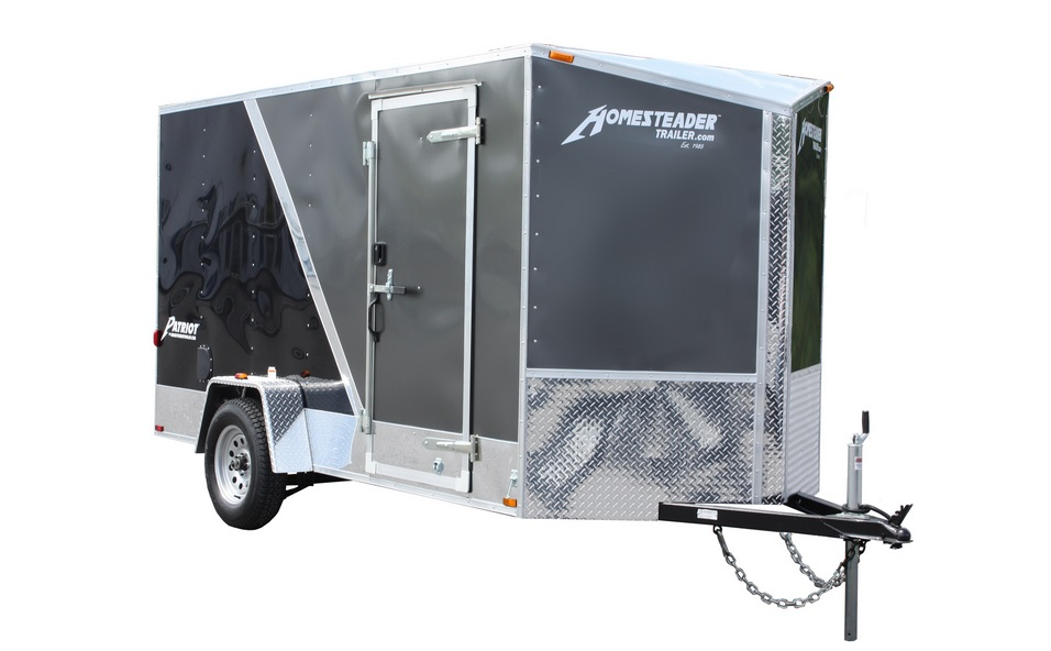 Homesteader Trailers 612PS