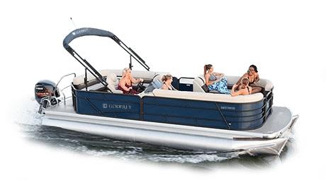 Godfrey Pontoon Boats SW 2086 C