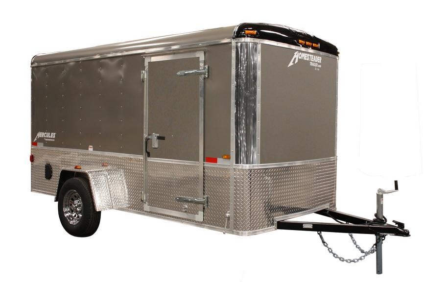 Homesteader Trailers 608HS