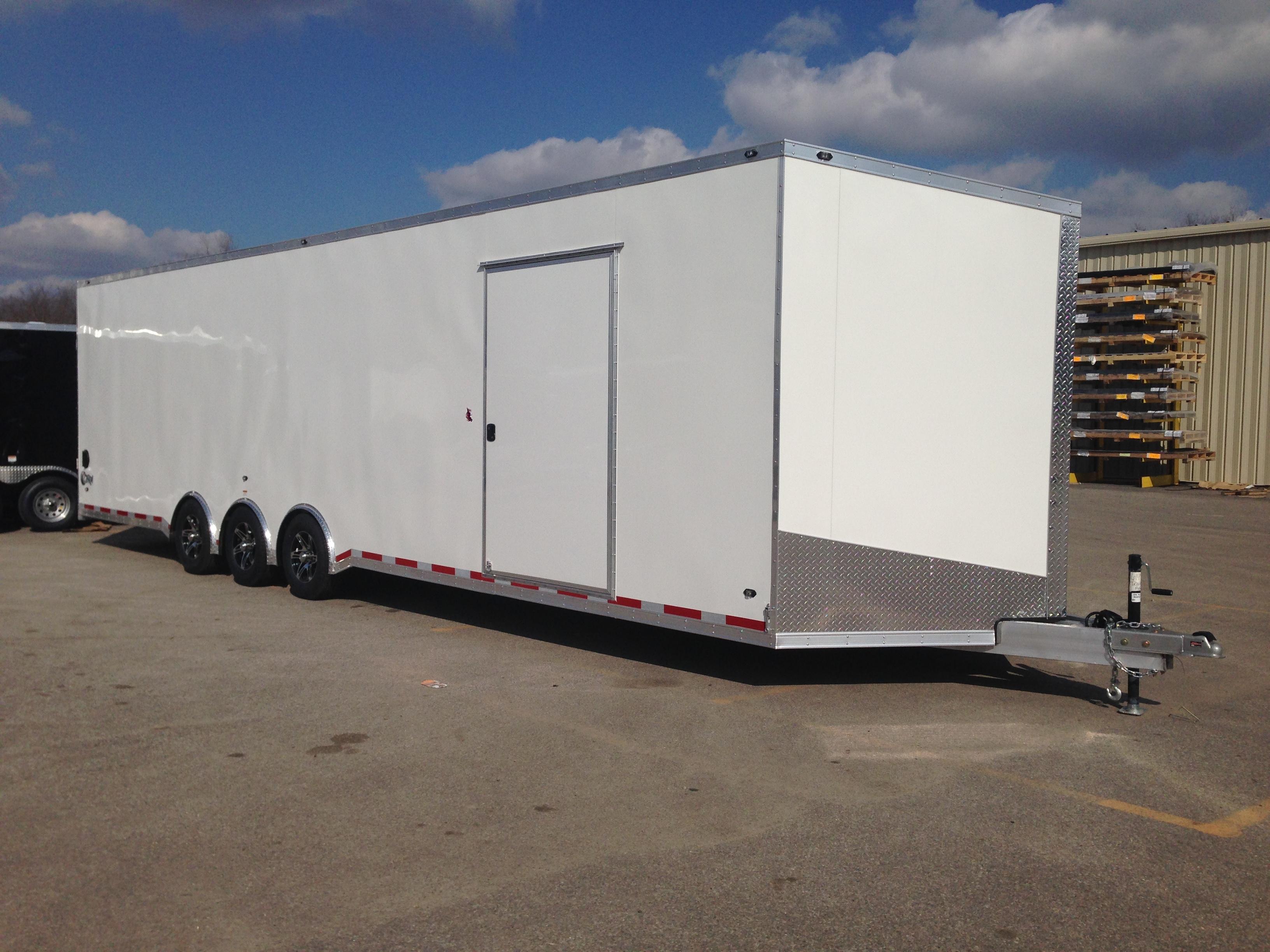 Stealth Trailers SAFW8532TTA3 All Aluminum