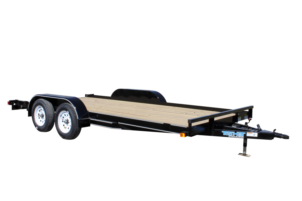"Top Hat CAR HAULER - 14x83"" CH"