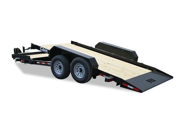2021 Cam Superline 7 Ton Tilt Trailer Split Deck 8.5 x 16+5