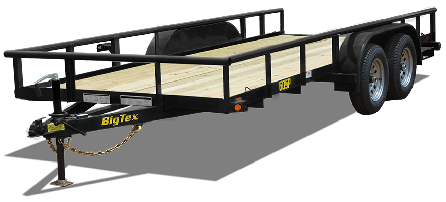 Big Tex Trailers 60SP-16