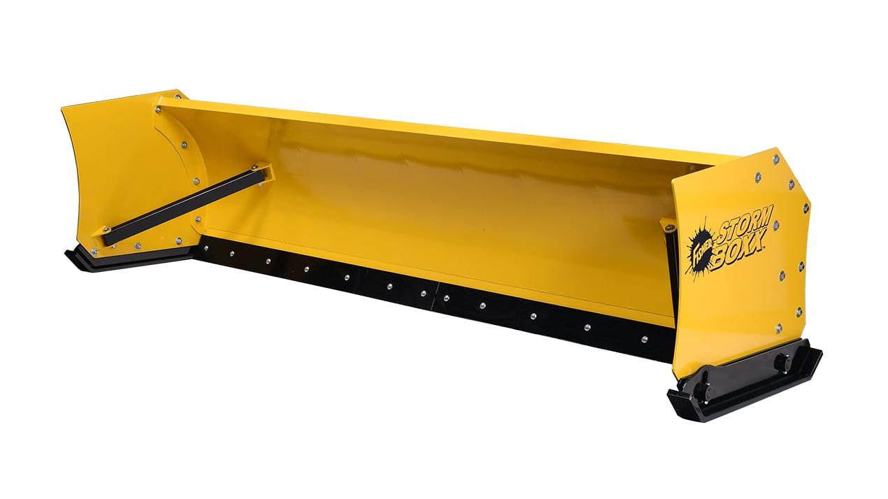 Fisher Engineering 12' Pusher Plow