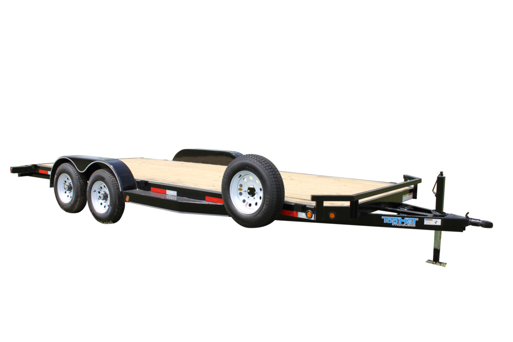 "Top Hat HD DELUXE CAR HAULER - 20x83"" HD DCH"