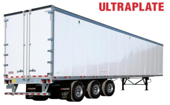 Manac Trailer Ultraplate