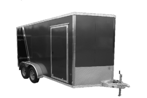 Stealth Trailers C7x18S