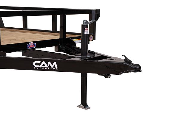 2021 Cam Superline 6 X 10 Tube Top CAM Utility  3k Idler