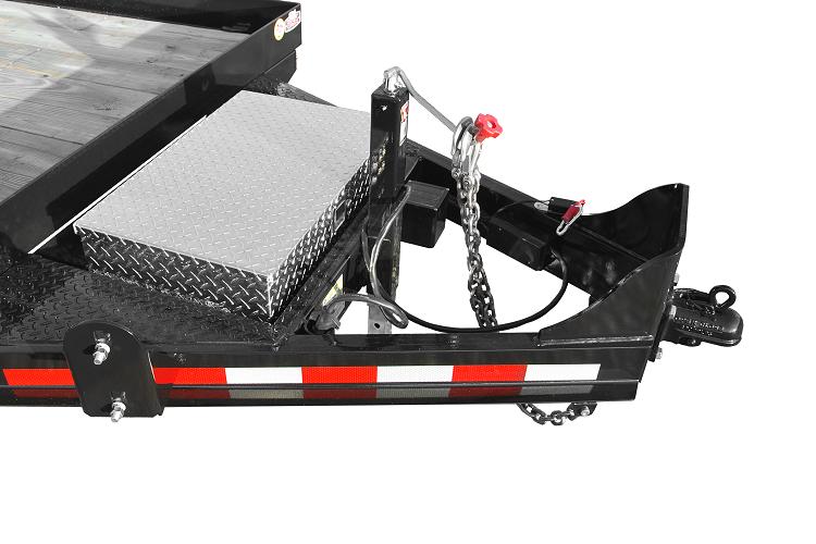 2021 Cam Superline 7 Ton Tilt Trailer Full Deck 8.5 x 18