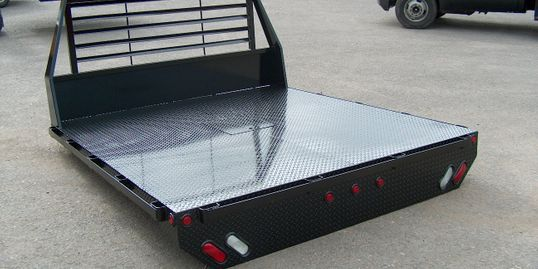 Cross Country Manufacturing EZ Deck Platforms