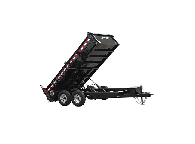 Homesteader Trailers 716JX