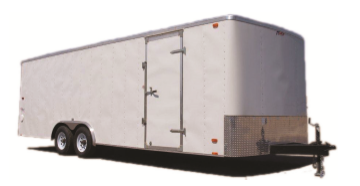 2021 Pace American Journey Auto Flat  Car / Racing Trailer