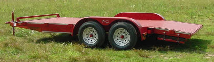 Better Built 16' Car Hauler (BH1621FB - 3.5K-S-E)
