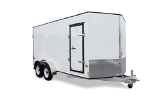Stealth Trailers C7x18S-L