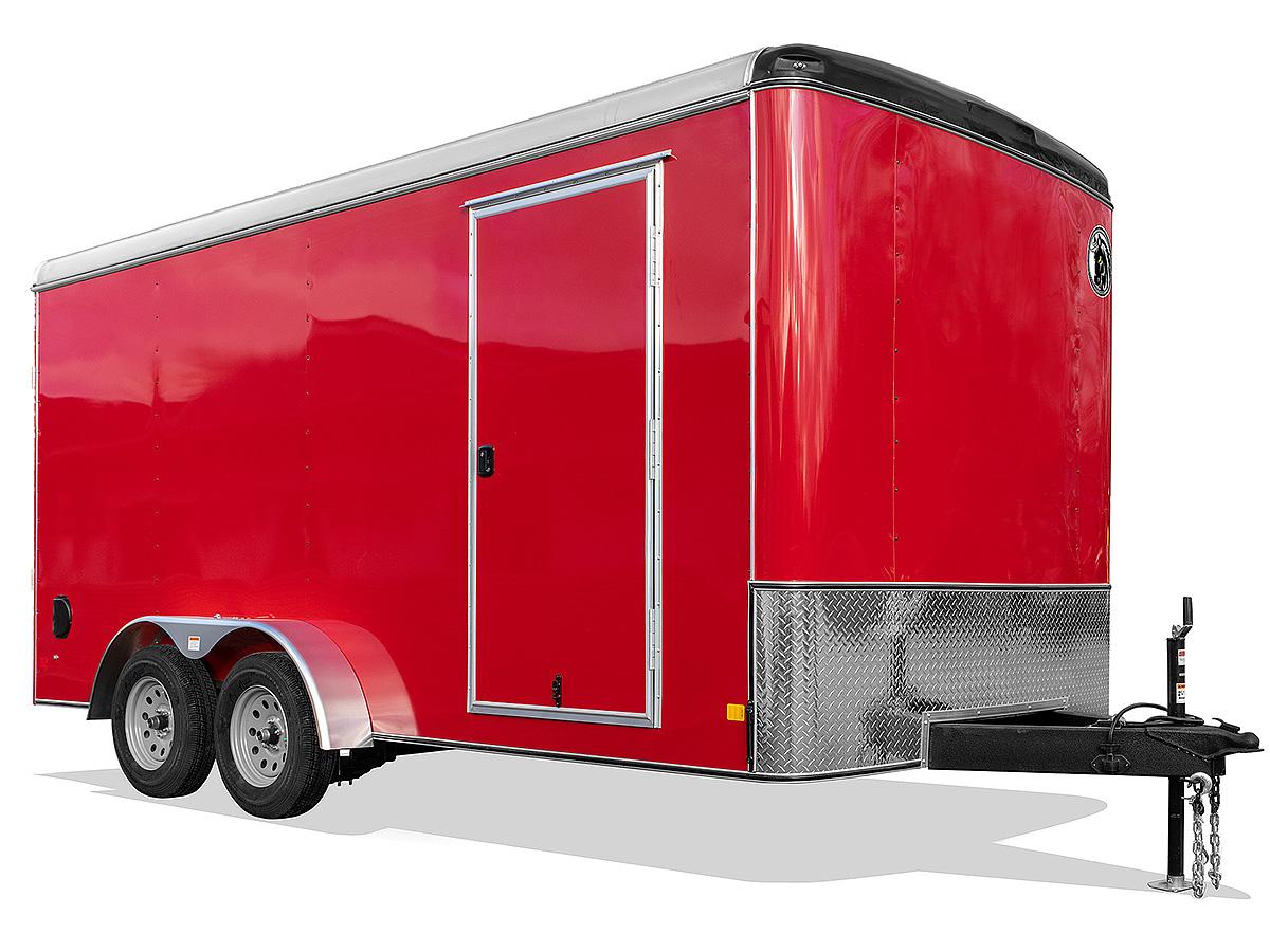 Darkhorse Cargo 7'X12' DHR 1500
