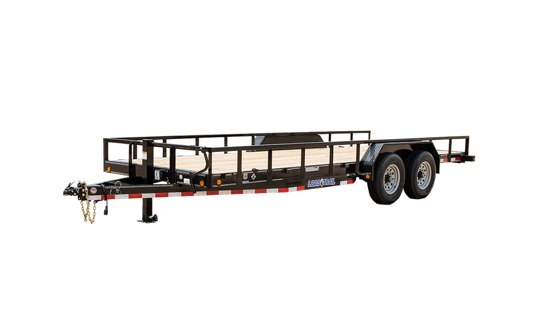 Load Trail CS14 Carhauler 102 x 32