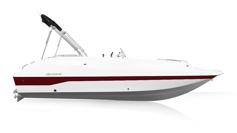 Hurricane Boats 201 IO