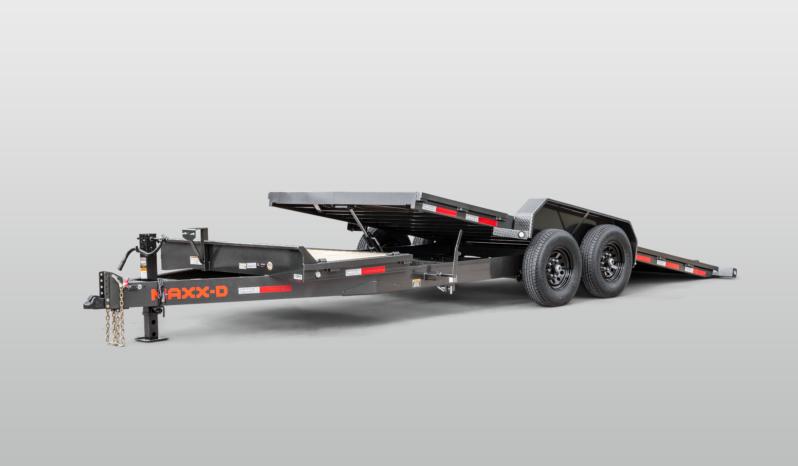 """MAXXD G8X8326 - 26' X 83""""- 18' Tilt Deck"""