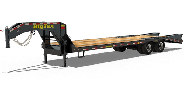 Big Tex Trailers 25GN-30+5
